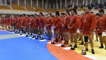 日本サンボ連盟|Japan SAMBO Fe...